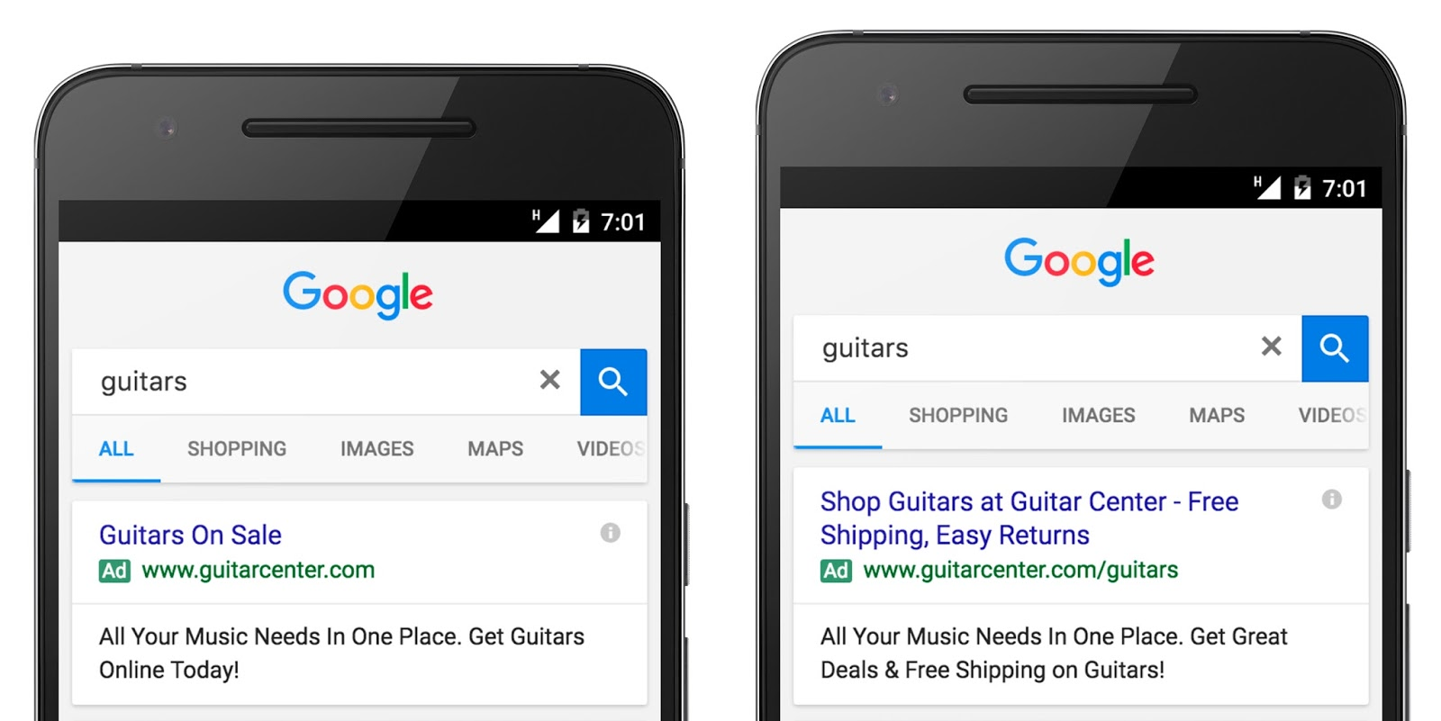 adwords on mobile